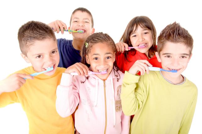 ¿Cual es la mejor pasta de dientes para los niños?