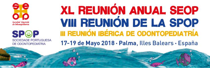 XL Reunión Anual de Sociedad Española de Odontopediatría (SEOP)