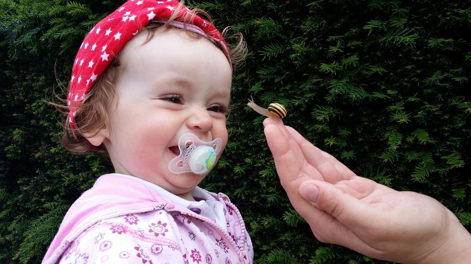 Los dientes y el uso del chupete: ¿Afectan a su crecimiento?