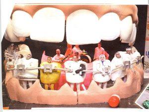 Disfraces de odontología