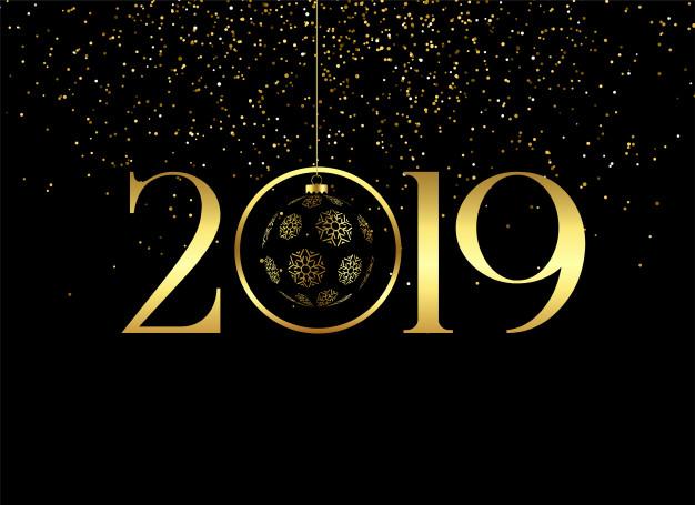 Propósitos para el año nuevo 2019