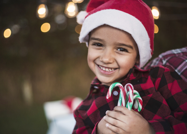 ¿Cómo cuidar los dientes en Navidad?