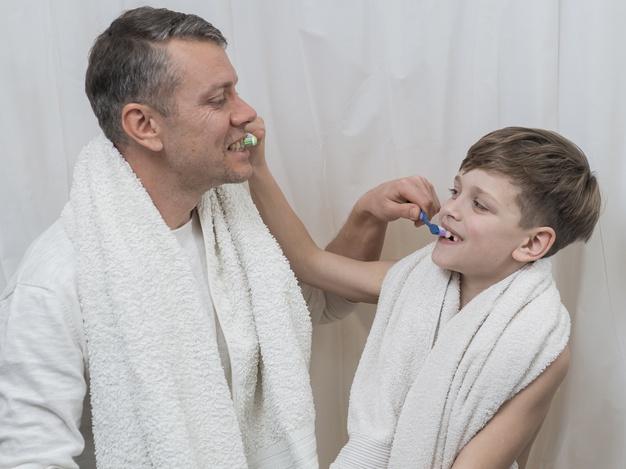 Higiene bucodental en niños. Consejos básicos de higiene bucodental