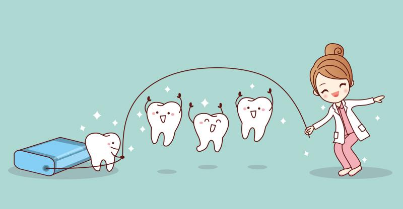 ¿Por qué es importante cuidar los dientes de leche?