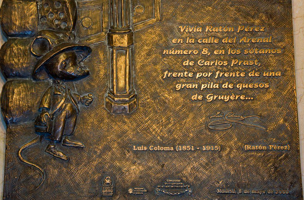 Sobre el famoso Ratoncito Pérez, historia de Ratoncito Pérez